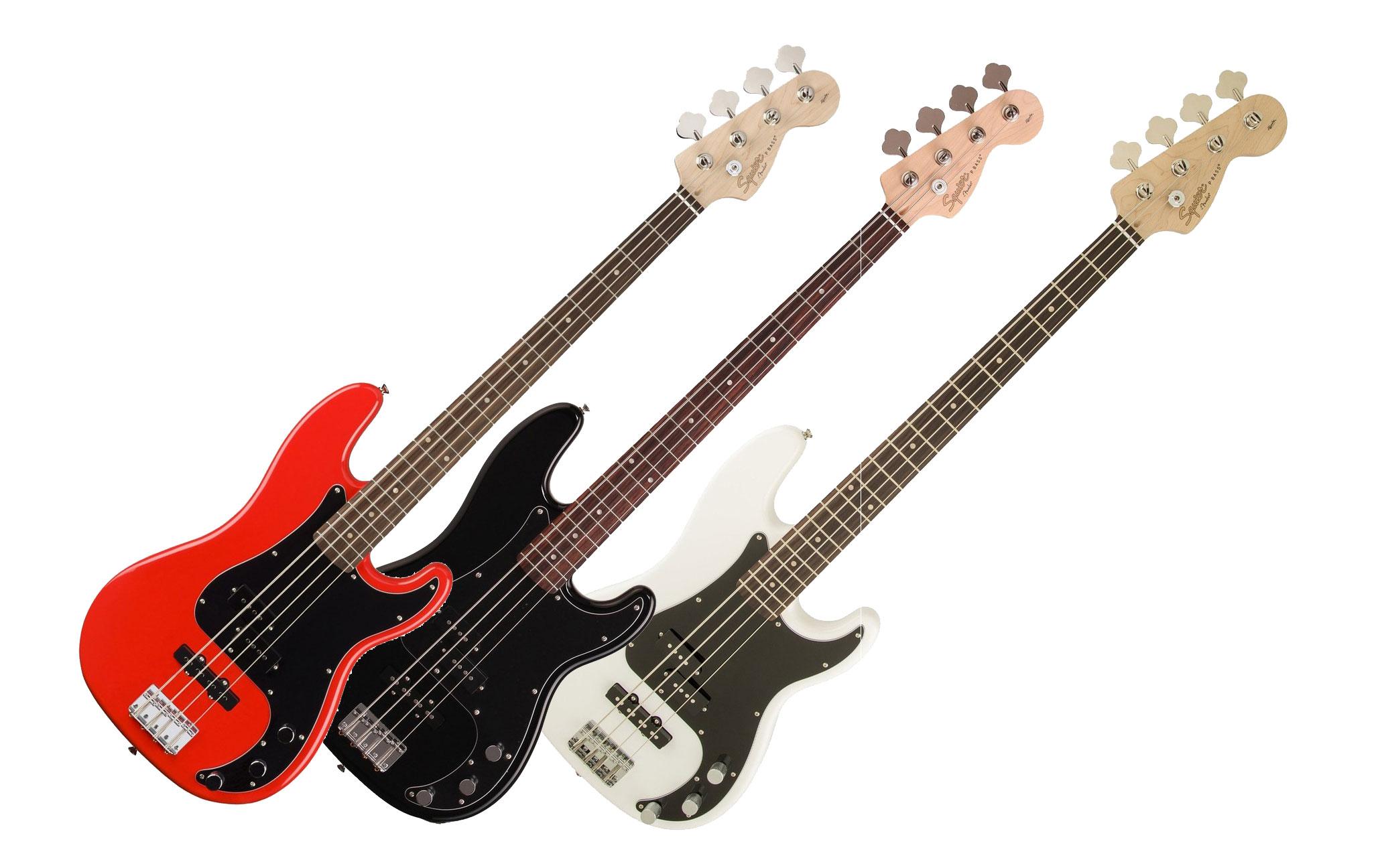 Squier Affinity Precision Jazz Bass