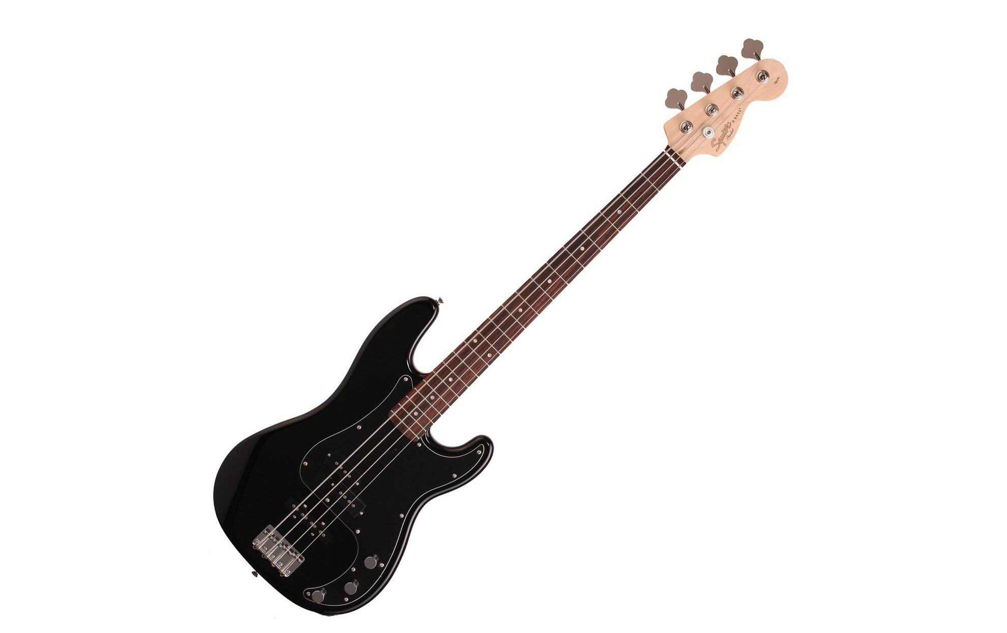 Squier Affinity Precision Jazz in black