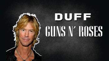 Duff McKagan Bass Rig Rundown