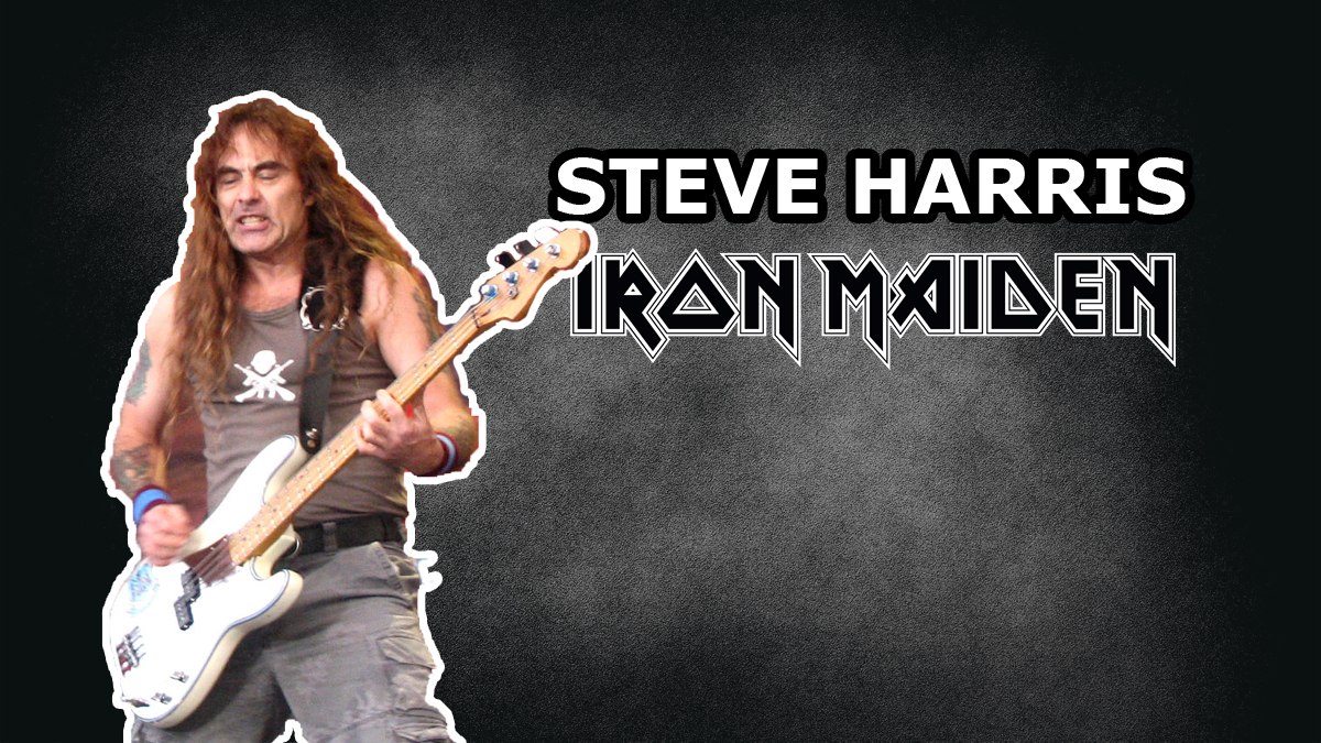 Steve Harris Rig Rundown