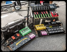 Les Claypool Effects Pedals 2017