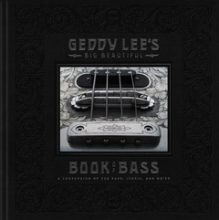 Geddy Lee book of bass