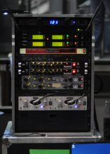 Geddy Lee Bass Rig