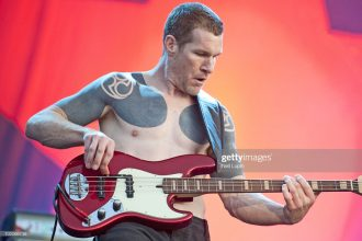 Tim Commerford Lakland