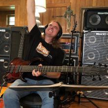 David Ellefsons amplifiers recording 2019
