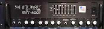 Krist Novoselic Ampeg 400T